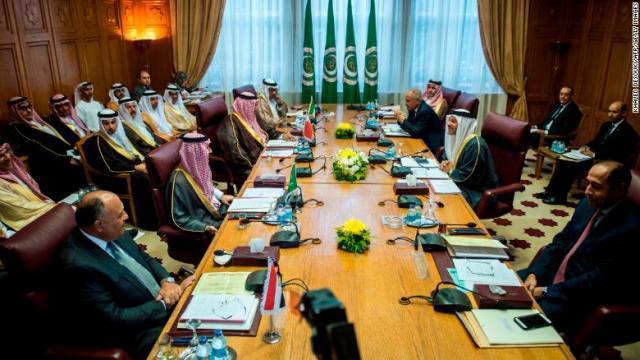 CNN.co.jp : アラブ連盟、ヒズボラを「テロ組織」と非難 イランとの ...