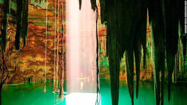 「地下世界への入り口」か 古代マヤ人が封印した秘密トンネル発掘へ  [786271922]->画像>18枚