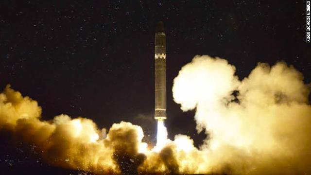 cnn co jp 北朝鮮がミサイル誘導技術を向上中 米当局者