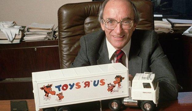 トイザらスの創業者、チャールズ・ラザラス氏が94歳で死去した