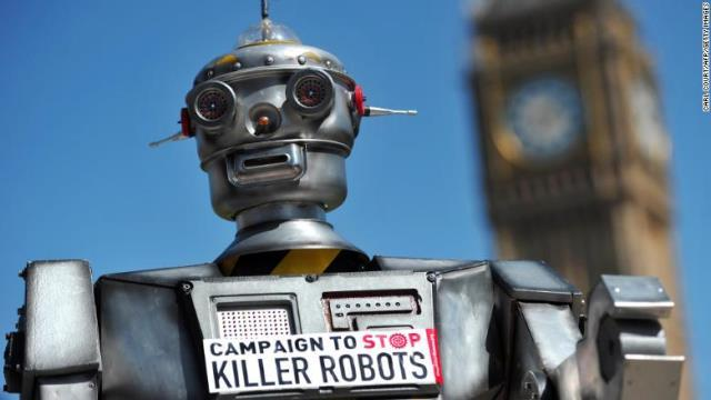 killer robot 1 - 【人工知能】自律兵器「殺人ロボット」開発に警鐘、世界のAI研究者が韓国大学にボイコット宣言[04/06]