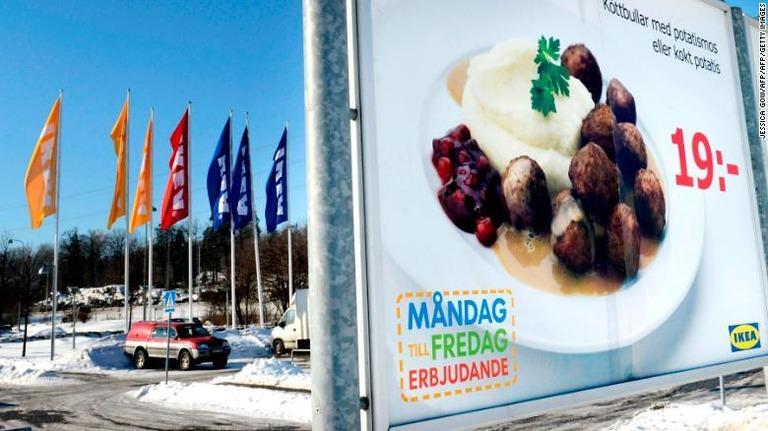 Cnncojp スウェーデン名物のミートボール実はトルコ料理だった