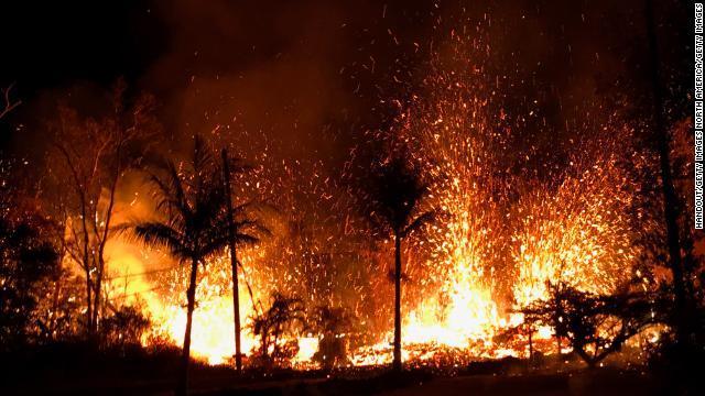 火山スモッグや酸性雨にも要警戒