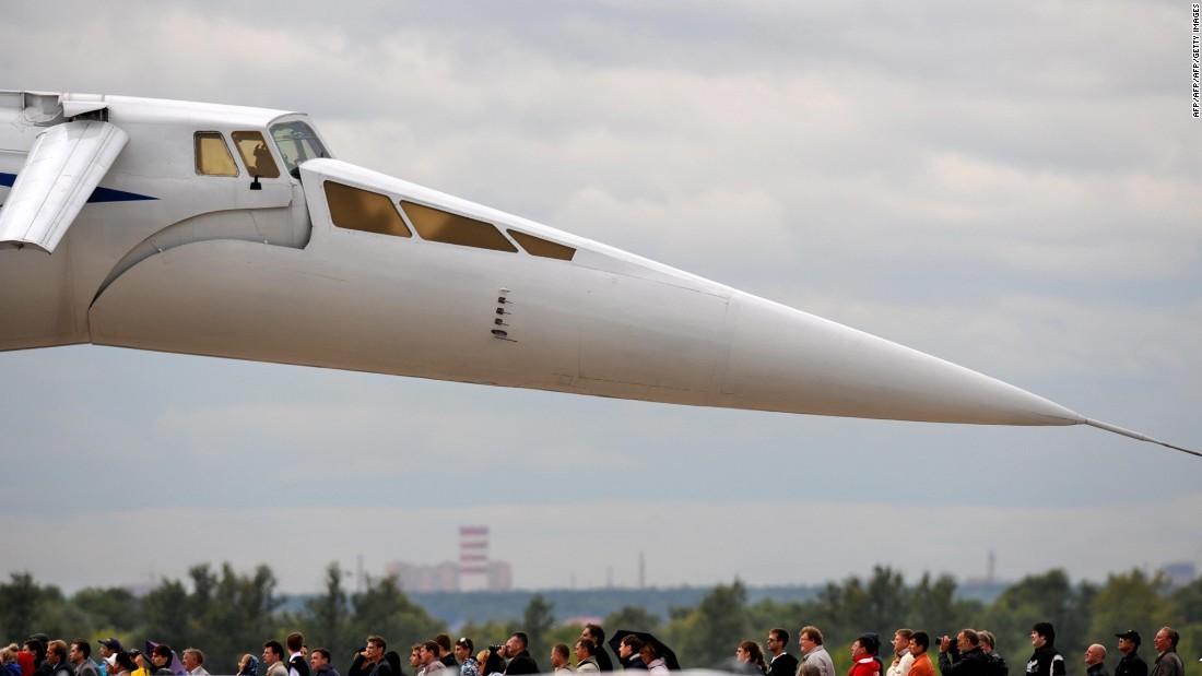CNN.co.jp : ソ連版超音速旅客機「コンコルドスキー」、なぜ短命に ...