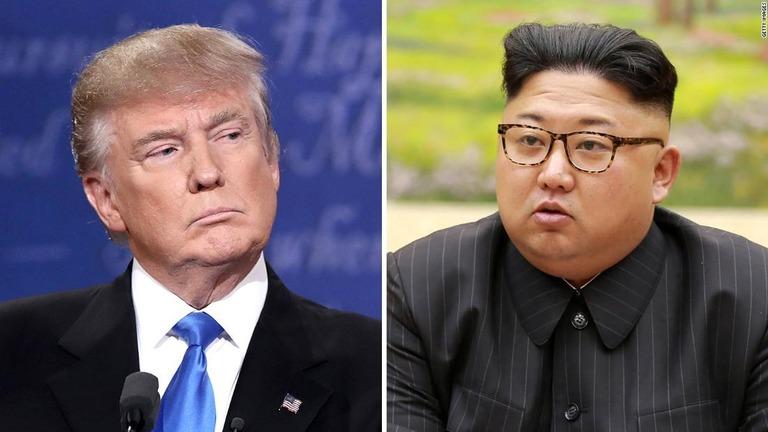 CNN.co.jp : 取り引き成立か決裂か 史上初の米朝首脳会談の行方は