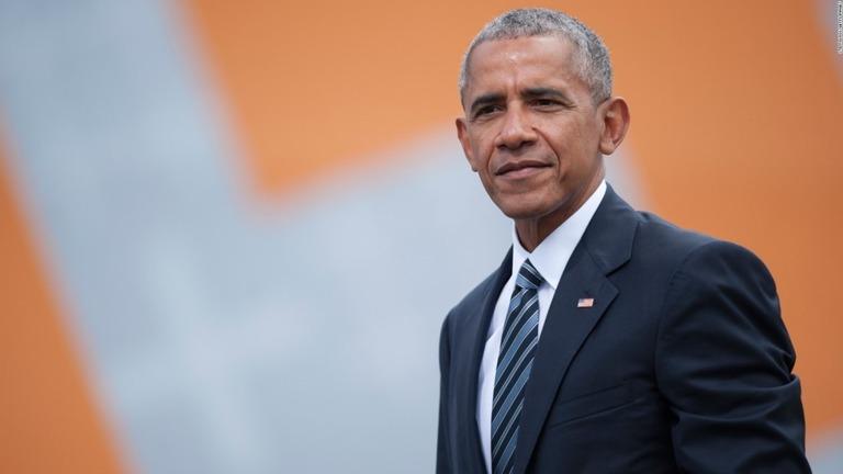 CNN.co.jp : オバマ前大統領、父...