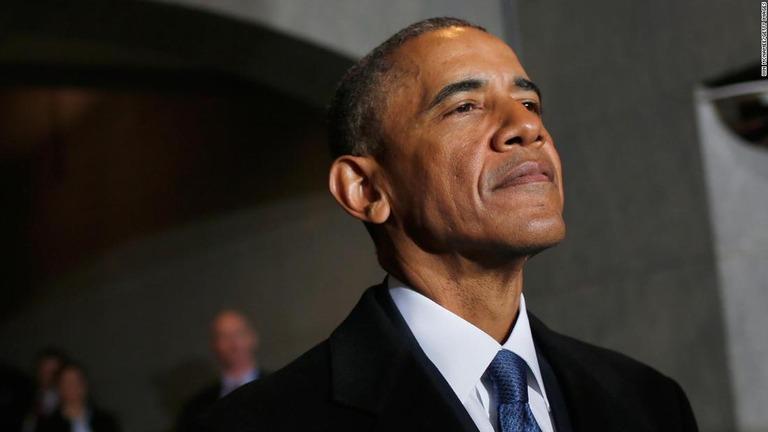 オバマ前大統領が南アで講演 「強権政治」への動きに警鐘