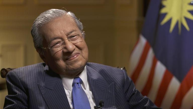 CNN.co.jp : 政権継承時に「上層部の大半が汚職まみれ」、マレーシア首相