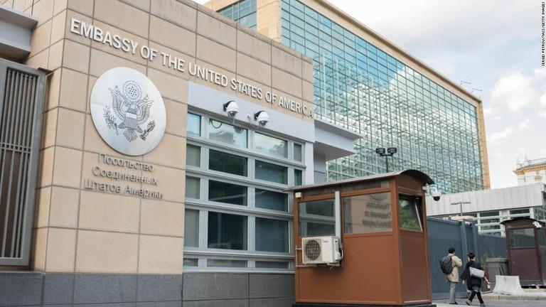 CNN.co.jp : モスクワ米大使館にロシア人スパイか、女性職員を昨年解雇