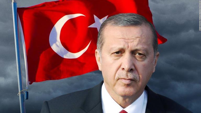 CNN.co.jp : トルコ大統領、米国...