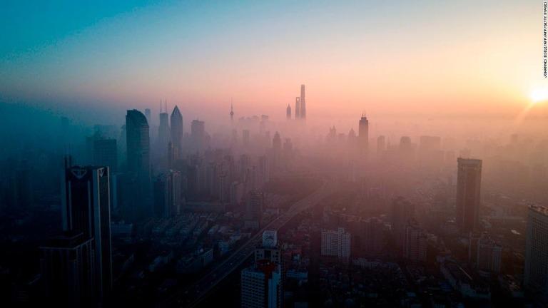 CNN.co.jp : 大気汚染で認知能力低下、研究者らが中国のデータを分析