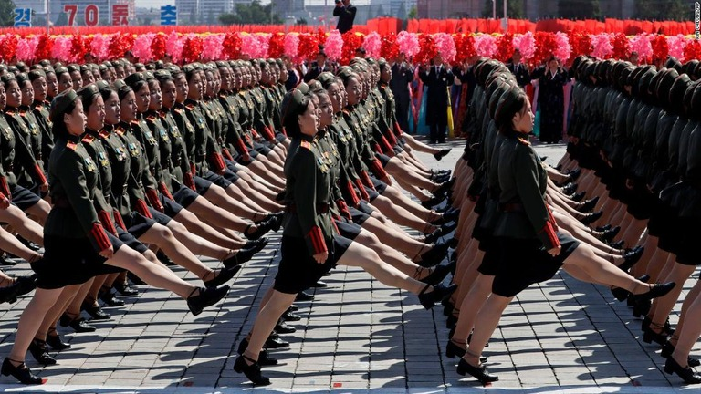 兵役 北 朝鮮