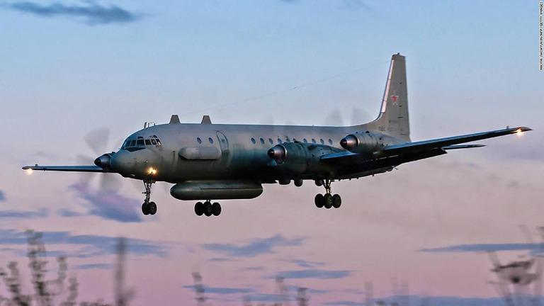 CNN.co.jp : ロシア軍機墜落 ロ...