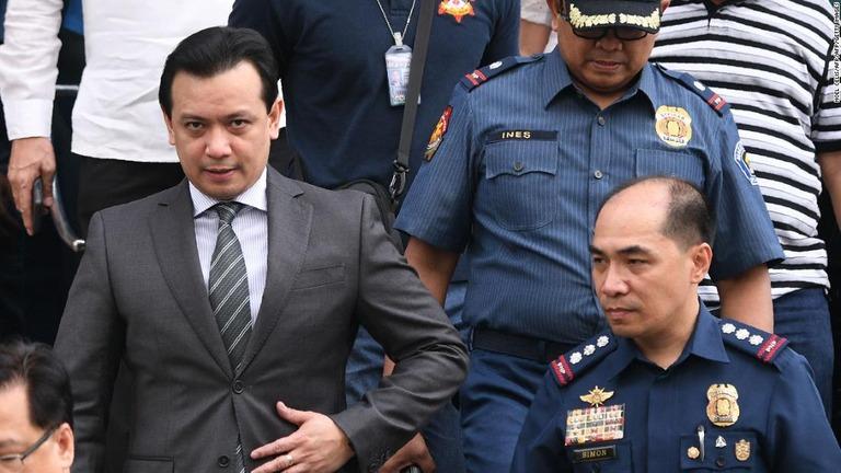 CNN.co.jp : フィリピン警察、ド...