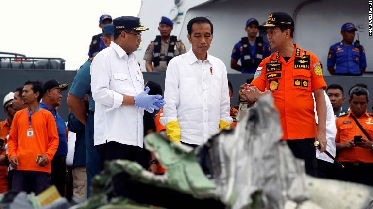 【インドネシア】LCC「ライオンエア B737MAX8型」墜落 離陸直後に急降下、21秒間に221m 新型機墜落に専門家も困惑