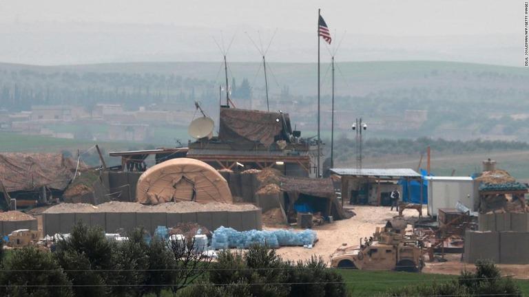 CNN.co.jp : シリア軍、北部要衝...