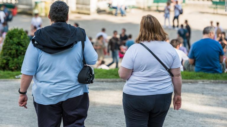 CNN.co.jp : 肥満に関連するがん、ミレニアル世代でリスク急増 米研究