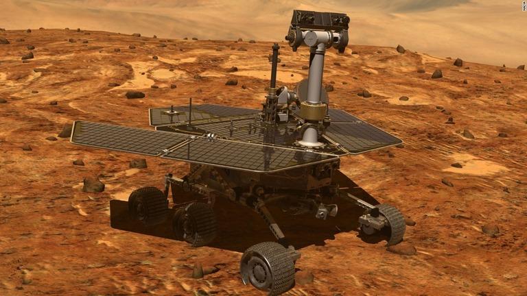 火星 機 nasa 探査