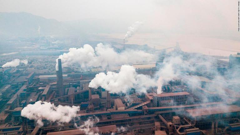 CNN.co.jp : 世界の大気汚染指数、インド7都市がワースト10入り