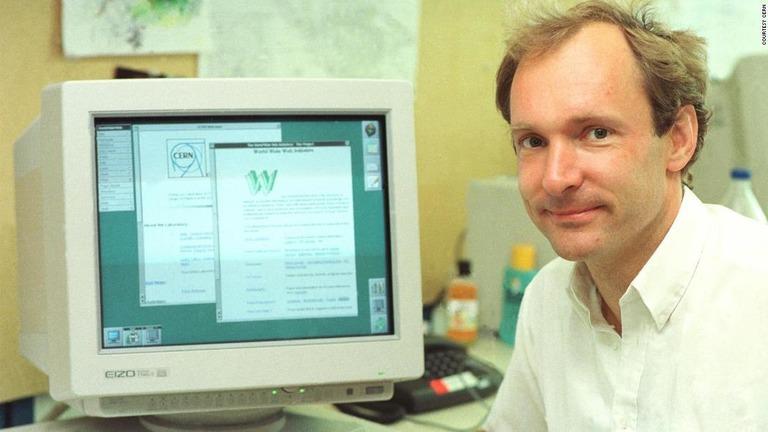 30年前に「ワールド・ワイド・ウェブ」の生みの親となった