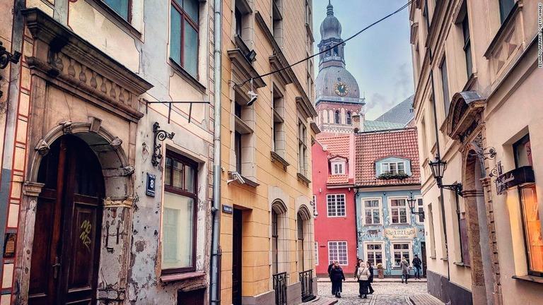 CNN.co.jp : 欧州への旅行、手頃な都市のランキング 1位はリトアニア首都