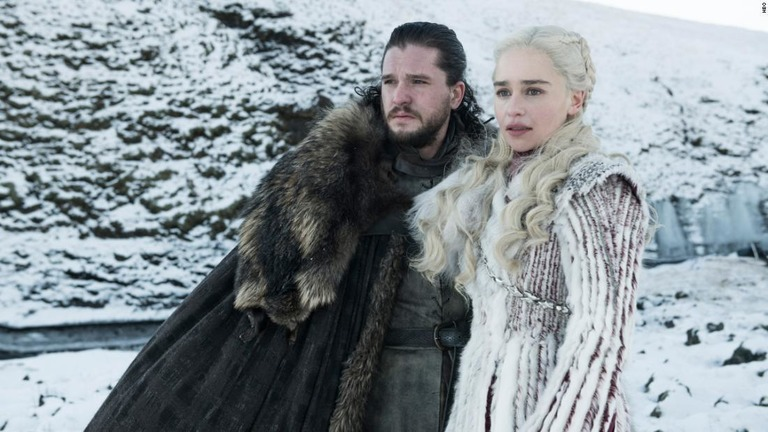初回の視聴者数は1740万人と過去最高を記録した/HBO