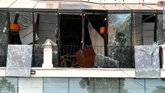 爆破の標的となったコロンボのキングスベリーホテル