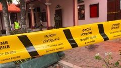 スリランカ 教会 爆破 テロ 動画