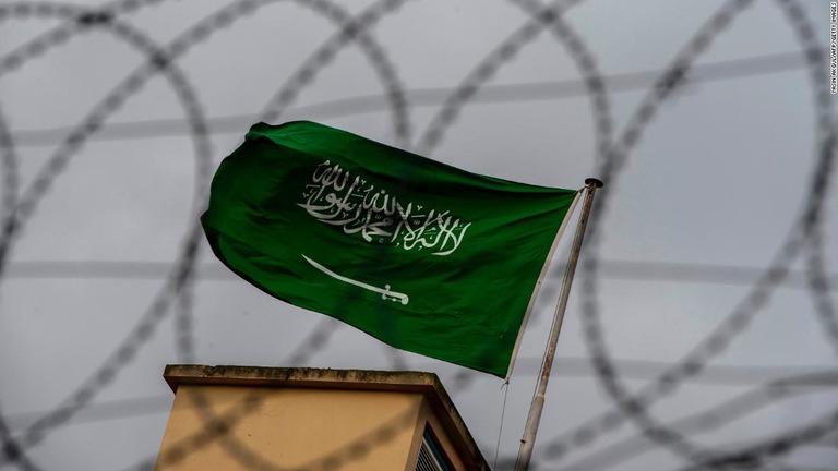 サウジアラビアがテロ関連で有罪となった37人の死刑を一斉に執行/YASIN AKGUL/AFP/Getty Images