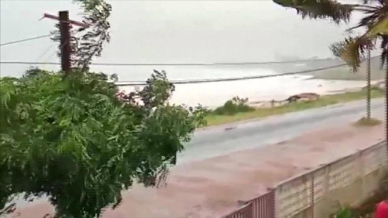3月に襲来したハリケーン「イーデイ」では、アフリカ南部で750人が死亡した