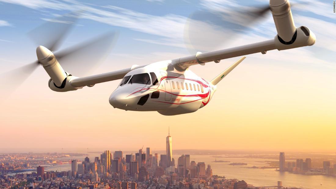 CNN.co.jp : 初の民間ティルトローター機、米FAAの認証取得へ ヘリ ...