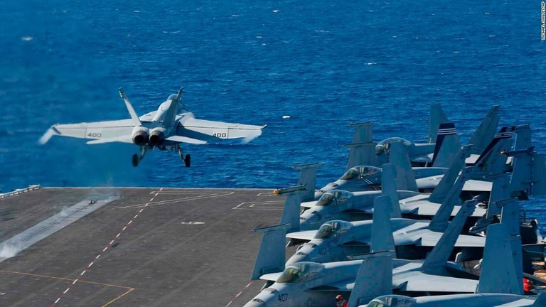 CNN.co.jp : イラン弾道ミサイル、船でペルシャ湾移動か 米が警戒