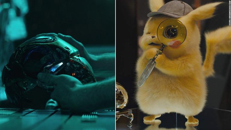 CNN.co.jp : アベンジャーズが3週連続の首位、ポケモンは2位に 北米映画興収