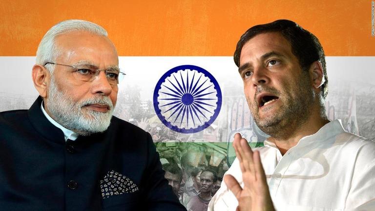 CNN.co.jp : インド総選挙が開票...