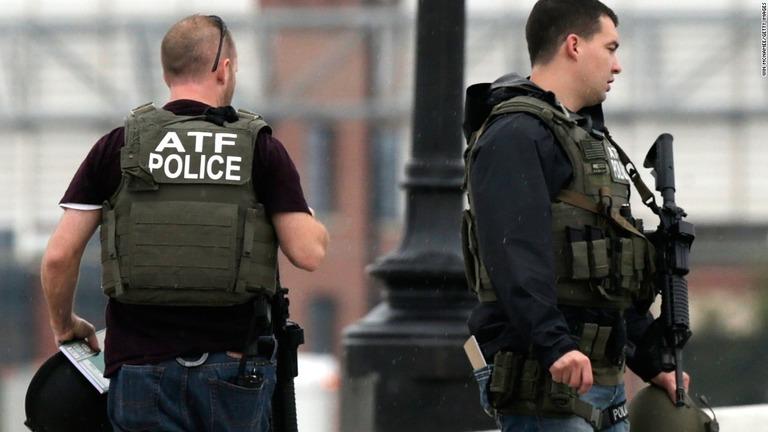 連邦当局者の襲撃を示唆、18歳男を起訴 米オハイオ州