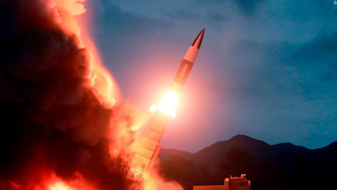 北 朝鮮 ミサイル 名前