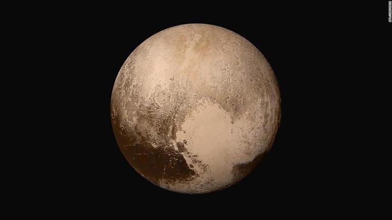 CNN.co.jp : NASA長官「冥王星は惑星」、準惑星への格下げに異論