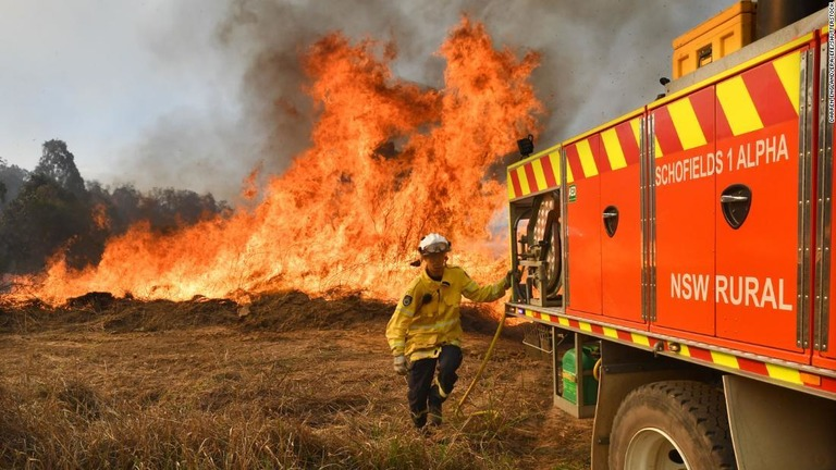 オーストラリア 火事 現在
