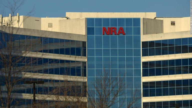 NRA、サンフランシスコを提訴 テロ組織指定に反発