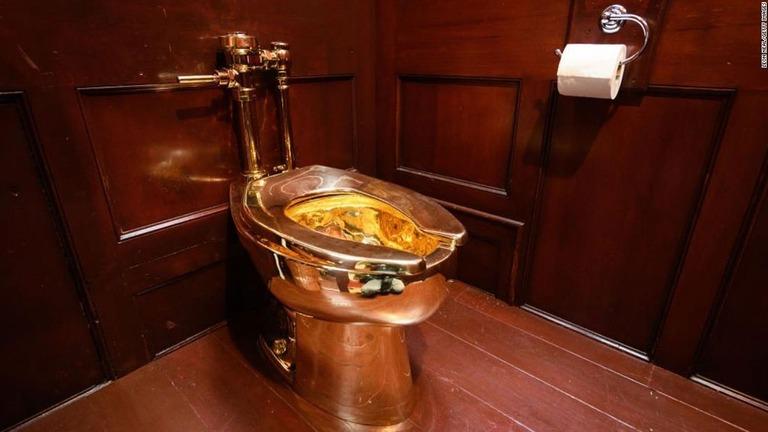 「黄金のトイレ」の画像検索結果
