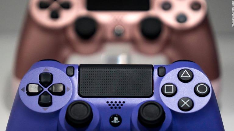 CNN.co.jp  ソニーの次期ゲーム機「プレステ5」、来年の年末