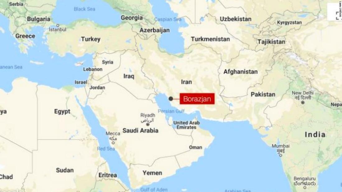 CNN.co.jp : イラン原発近くで地震2回、先月も発生