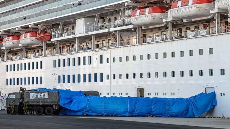 横浜 クルーズ 船