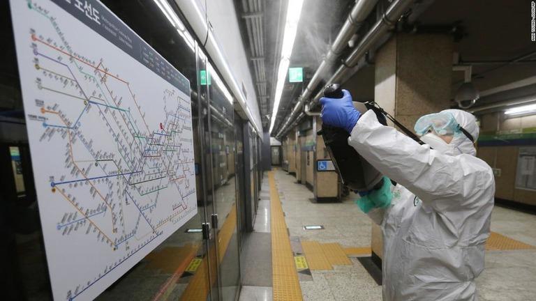 の コロナ ウイルス 韓国