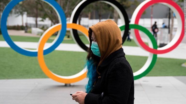延期 オリンピック