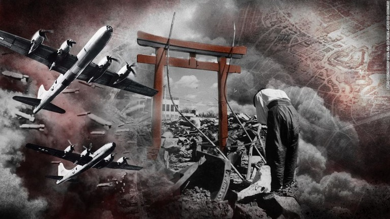 CNN.co.jp : 東京大空襲から75年、知られざる「史上最悪の空爆 ...