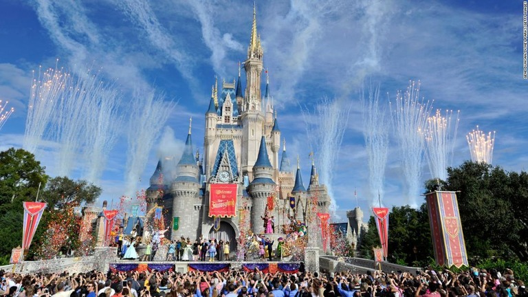 CNN.co.jp : 米フロリダ州のディズニー・ワールドも休園 映画やテレビ ...