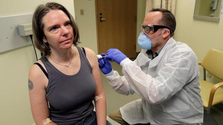 新型 コロナ ウイルス の ワクチン