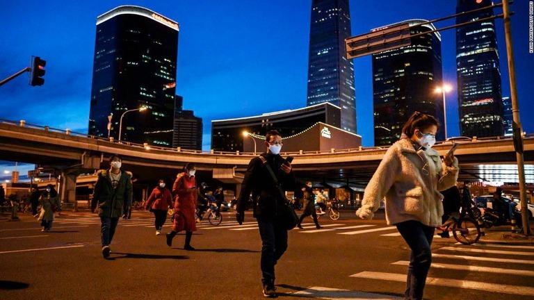 CNN.co.jp : 自主隔離無視しジョギング、中国系女性が国外退去と解雇 ...