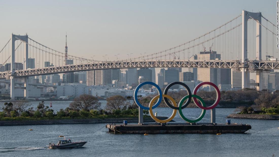 東京五輪は来年夏に延期となった/Carl Court/Getty Images AsiaPac/Getty Images